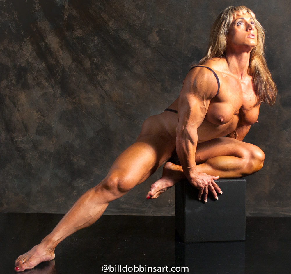 Bill dobbins naked bodybuilder